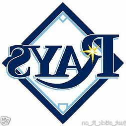 Tampa Bay Rays MLB Decal/Sticker