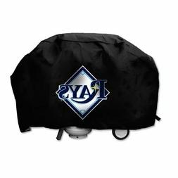 Tampa MLB Basball Bay Rays DELUXE Heavy Duty BBQ Barbeque Gr