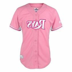 tampa bay rays mlb girl s pink