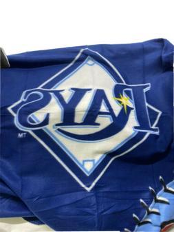 Tampa Bay Rays MLB Insiders Club Licensed Baseball Plush Bla