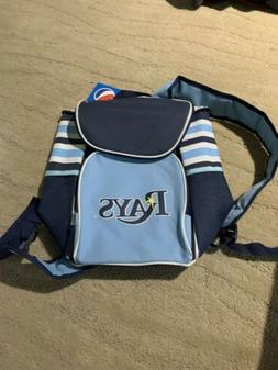 TAMPA BAY RAYS MLB INSULATED COOLER BACKPACK - NWT Pepsi