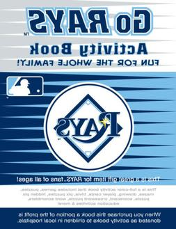 Tampa Bay Rays MLB Kids Sports Activity Book Coloring Sticke