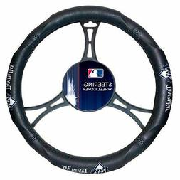 Tampa Bay Rays MLB Licensed Steering Wheel Cover