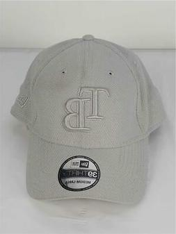 Tampa Bay Rays MLB New Era Men's 39THIRTY Tone Tech Gray Cap