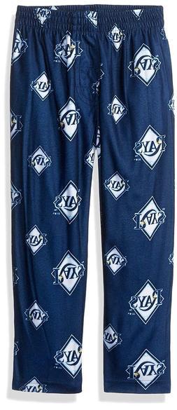 Tampa Bay Rays MLB Toddler Boys Team Print Sleepwear Pant, S