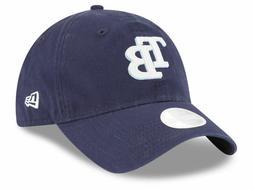 Tampa Bay Rays MLB Women's Team Glisten Baseball Hat Cap Adj