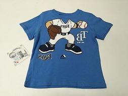Tampa Bay Rays Official MLB Majestic Apparel Baby Infant Siz