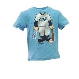 Tampa Bay Rays Official MLB Apparel Infant Toddler Size T-Sh