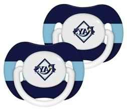Tampa Bay Rays Pacifiers Infant Baby Orthodontic Pacifier 2