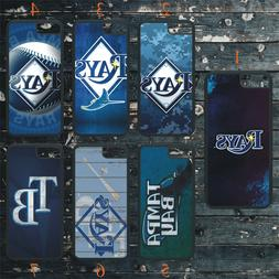 TAMPA BAY RAYS PHONE CASE COVER FITS iPHONE 7 8 X 11 SAMSUNG