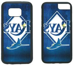 TAMPA BAY RAYS PHONE CASE COVER FITS iPHONE 7 8+ XS MAX SAMS