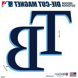 "Tampa Bay Rays SD 6"" Logo MAGNET Die Cut Vinyl Auto Home Hea"