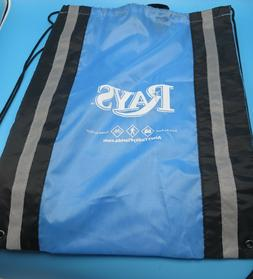 tampa bay rays tote bag with drawstring