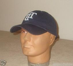 Tampa Bay Rays Unstructured Blue Baseball Hat New MLB Cap Ad