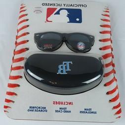 Tampa Bay Rays wayfarer style sunglasses MLB Licensed Baseba