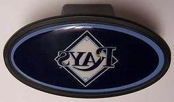 Trailer Hitch Cover MLB Baseball Tampa Bay Rays NEW
