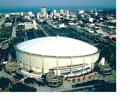 TROPICANA FIELD FLORIDA TAMPA BAY RAYS 8X10 PHOTO BASEBALL U