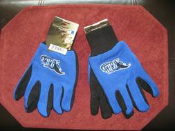 TWO  PAIR OF TAMPA BAY RAYS, SPORT UTILITY GLOVES FROM FOREV