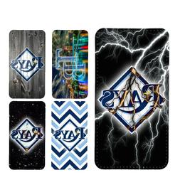 wallet case Tampa Bay Rays galaxy S7 S8 S8plus S9 S9plus S10